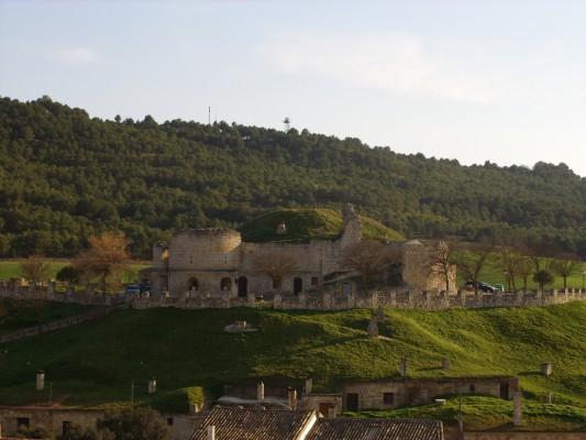 Restos muralla Astudillo
