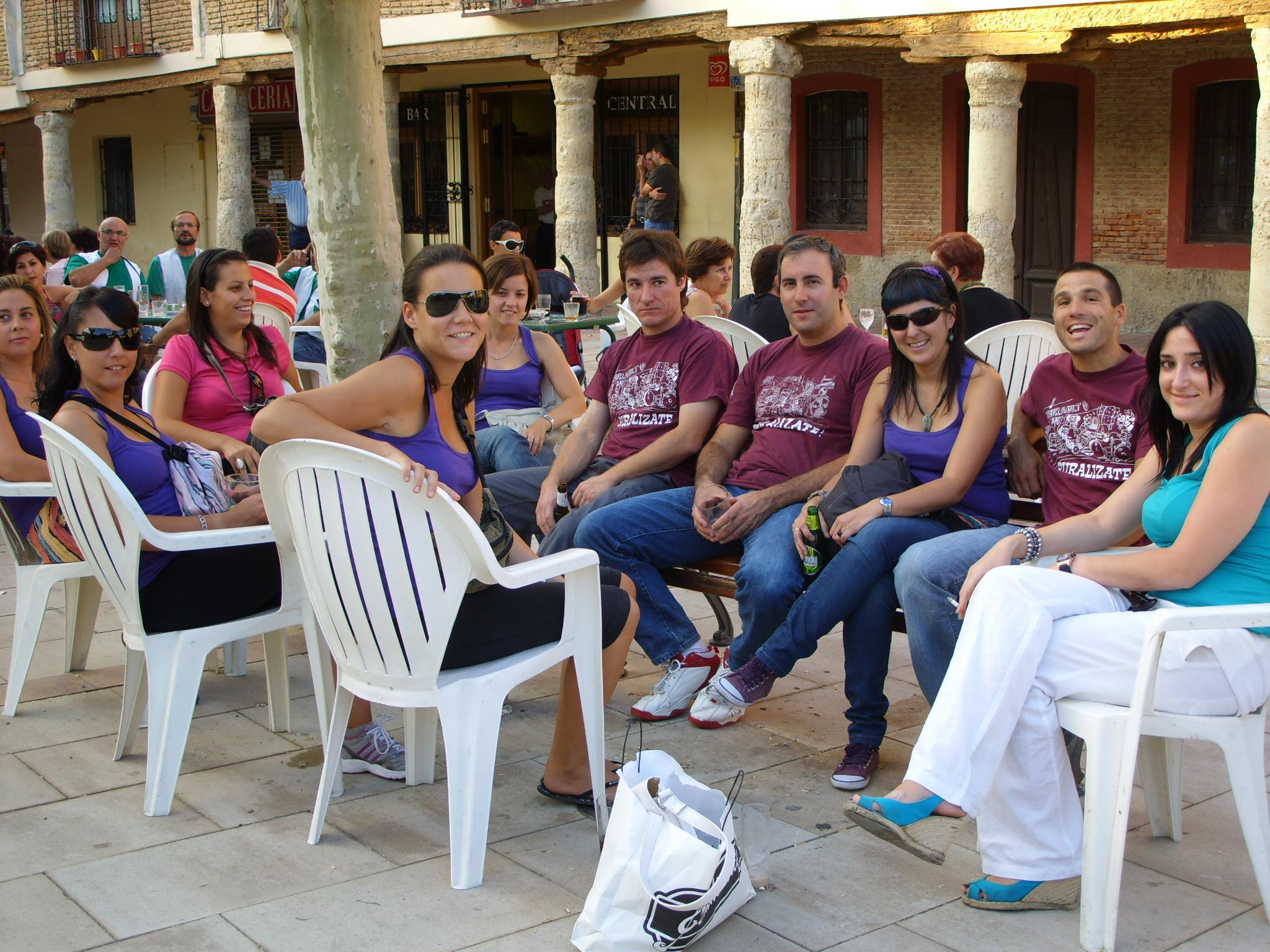 Fiestas de Astudillo 2011