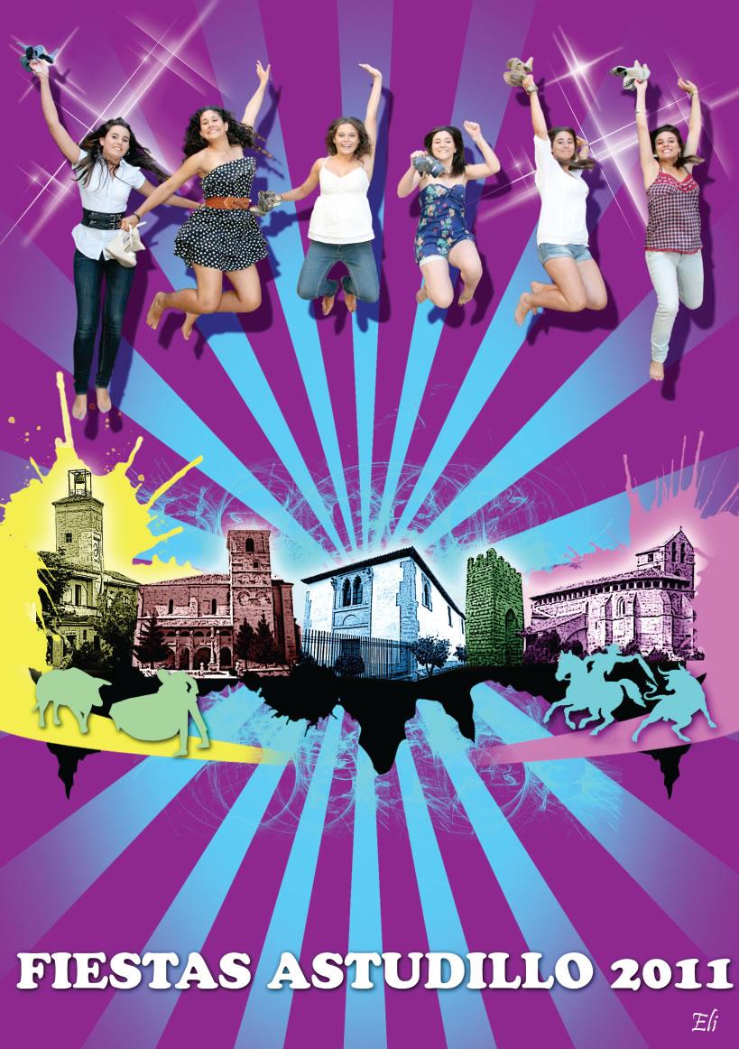 Programa Fiestas Astudillo 2011
