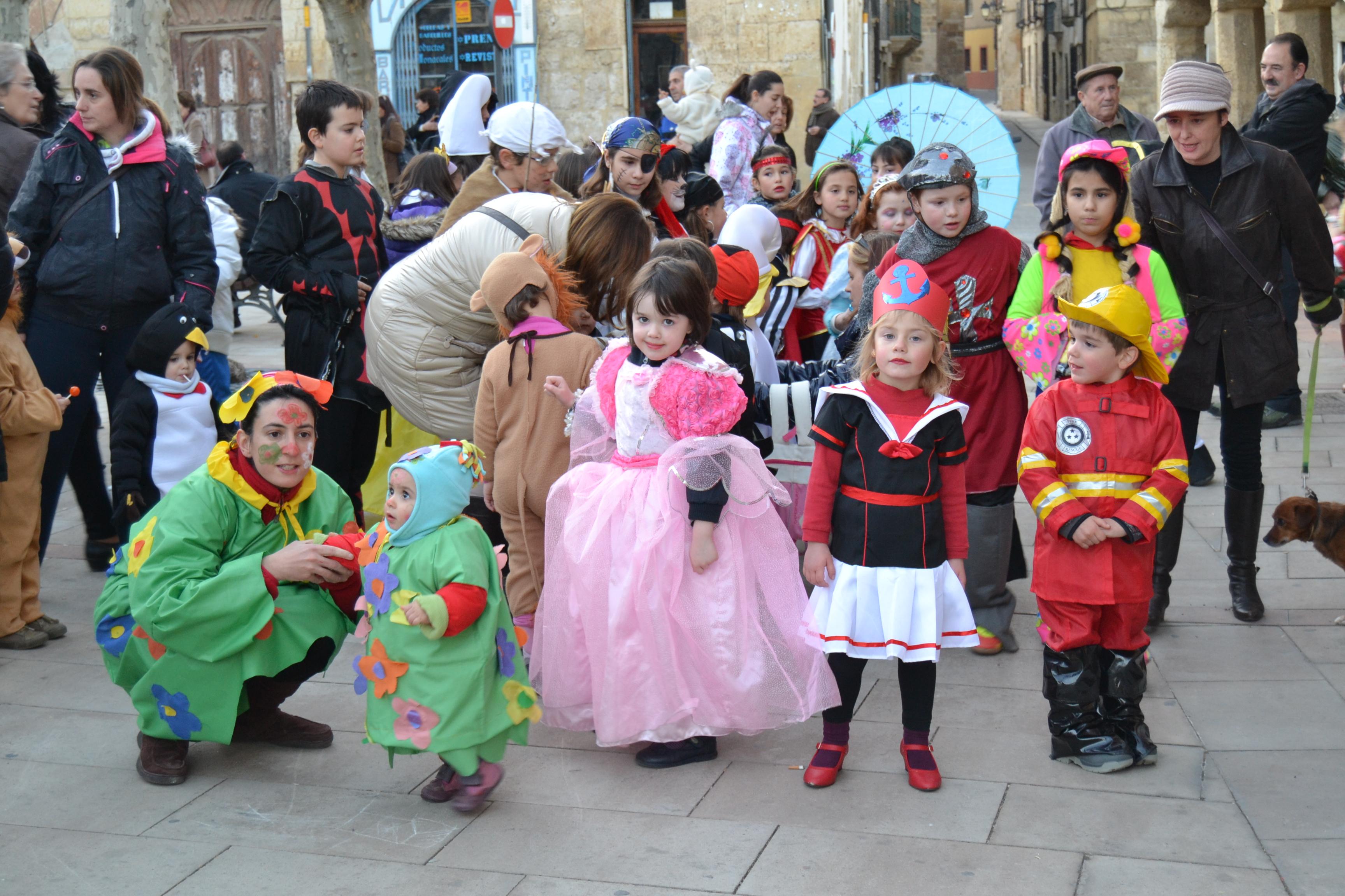 Galería fotográfica Carnavales 2012