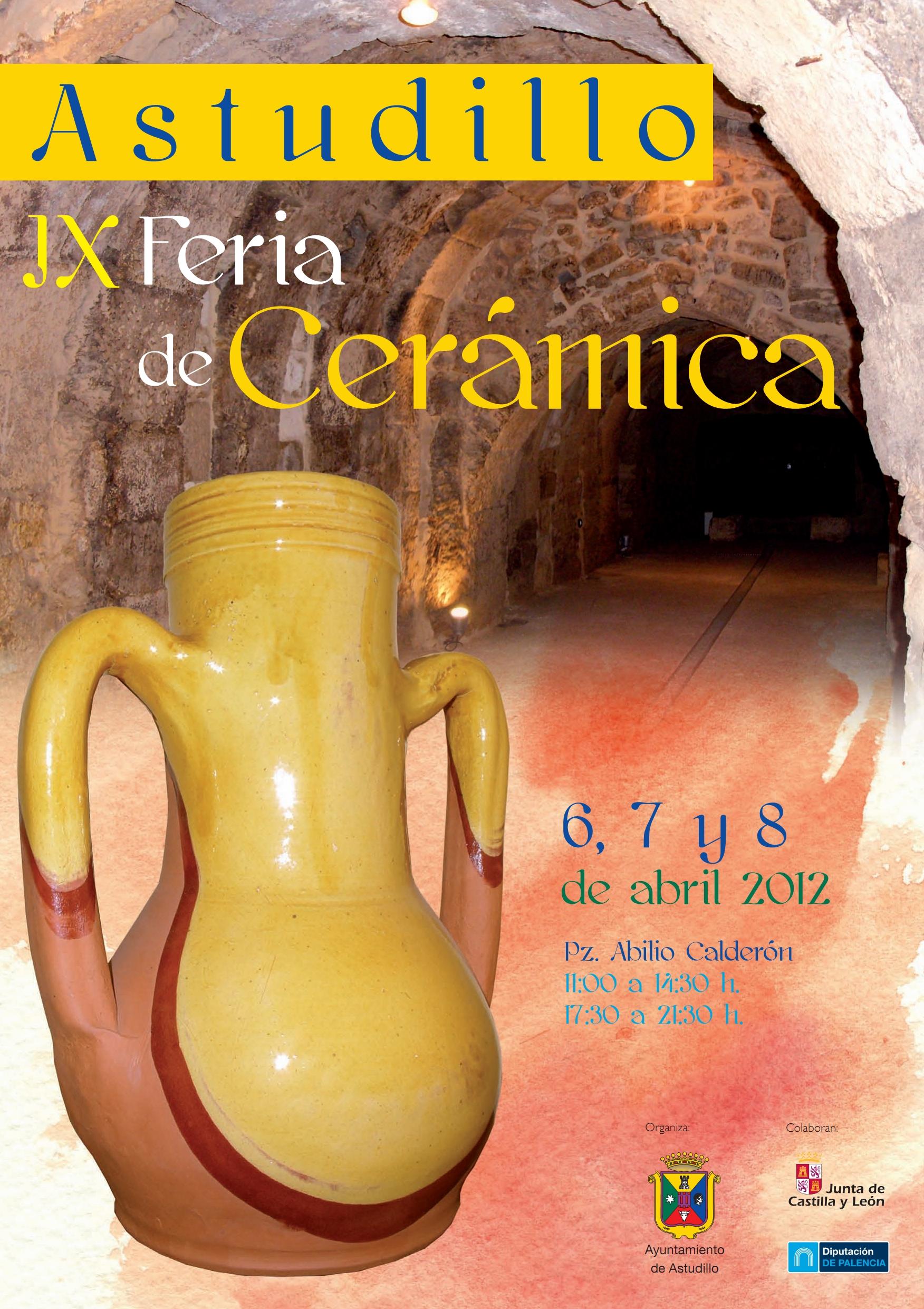 IX Feria Nacional de Cerámica de Astudillo
