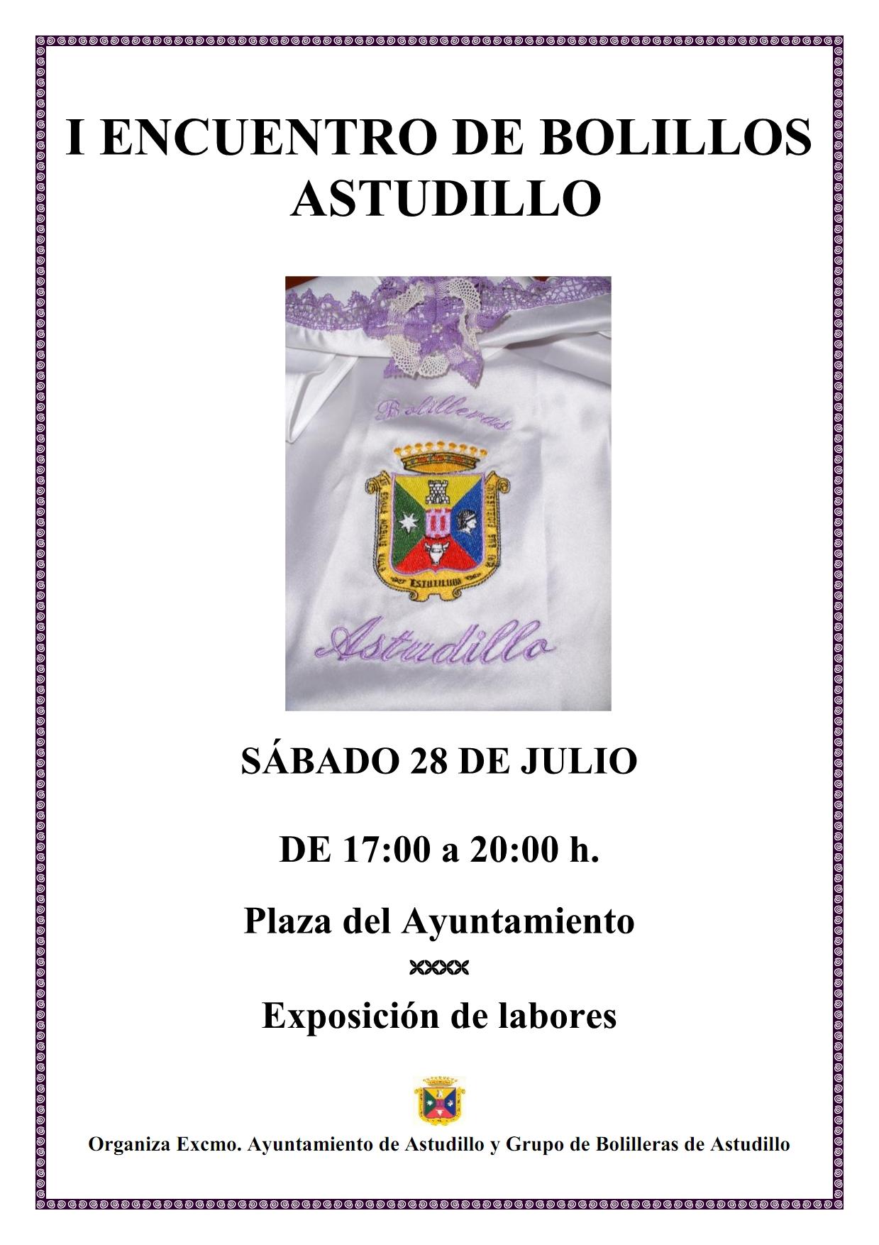 I Encuentro de Bolillos Astudillo