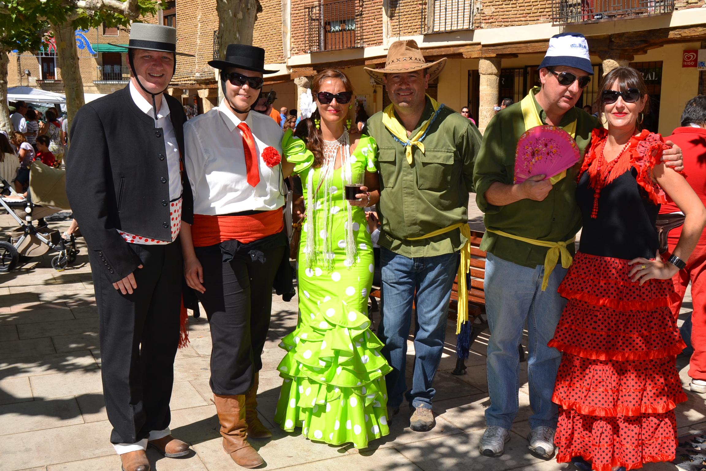 Fiestas de la Santa Cruz 2012