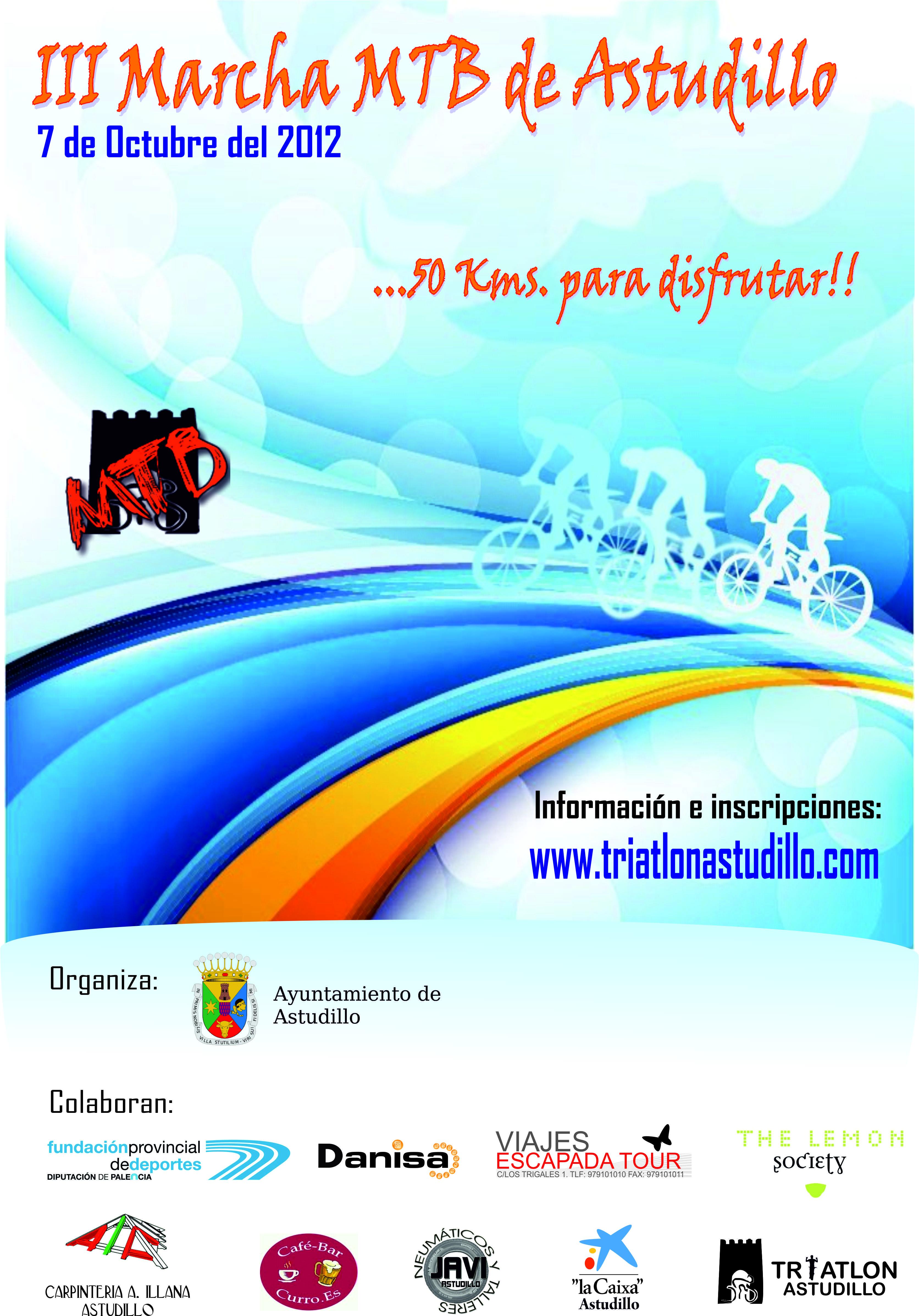 III Marcha MTB Villa de Astudillo