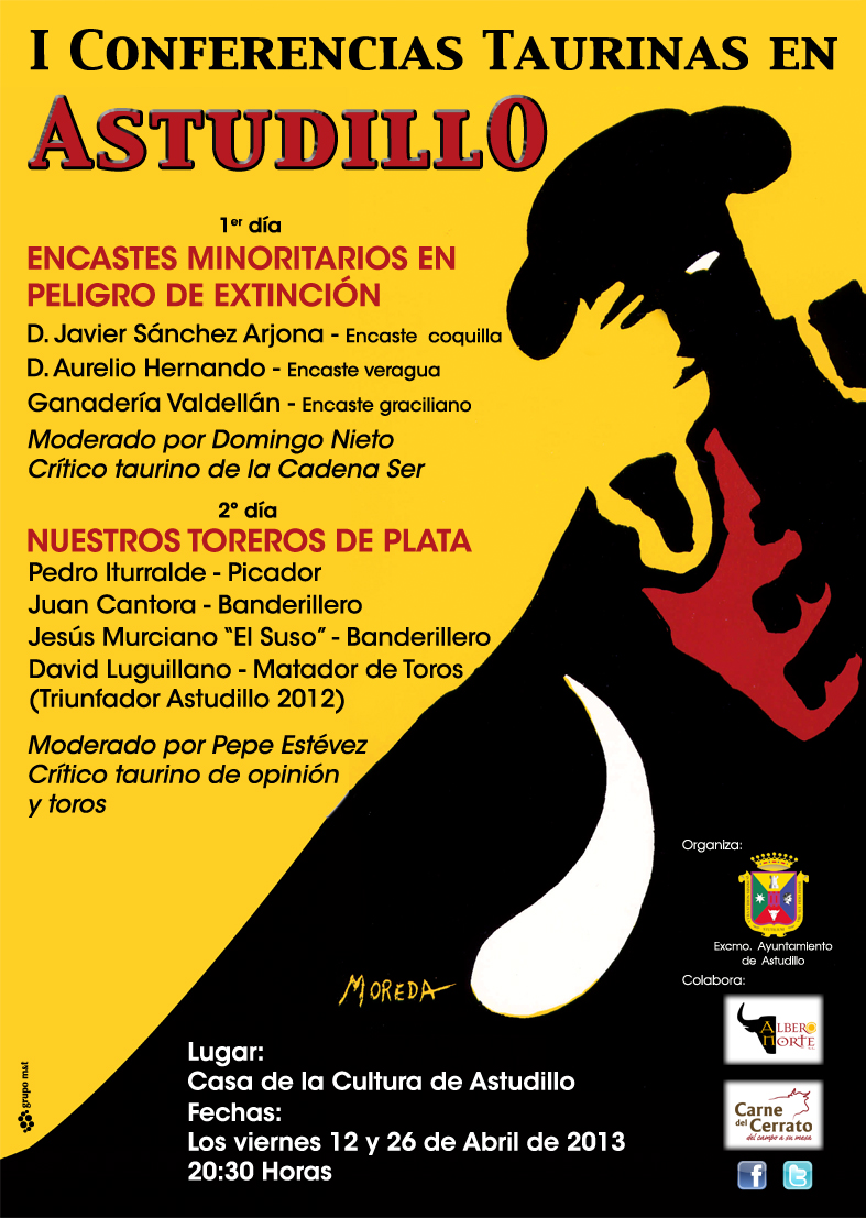 I Conferencias Taurinas