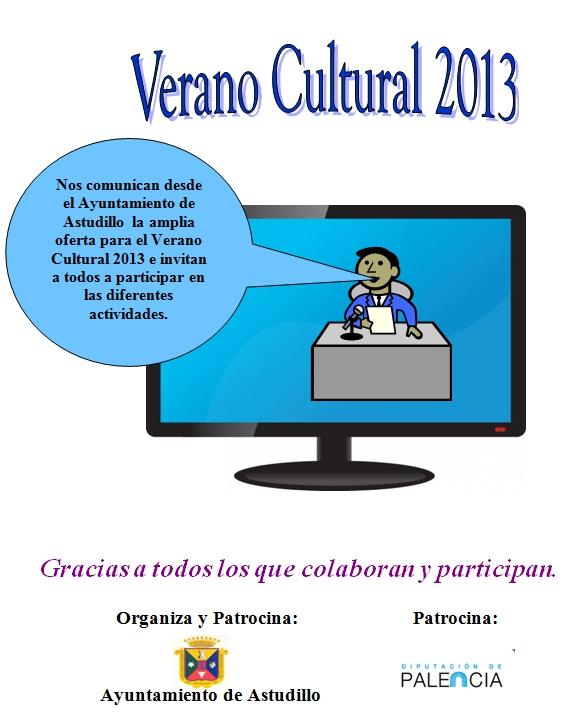 Verano Cultural 2013
