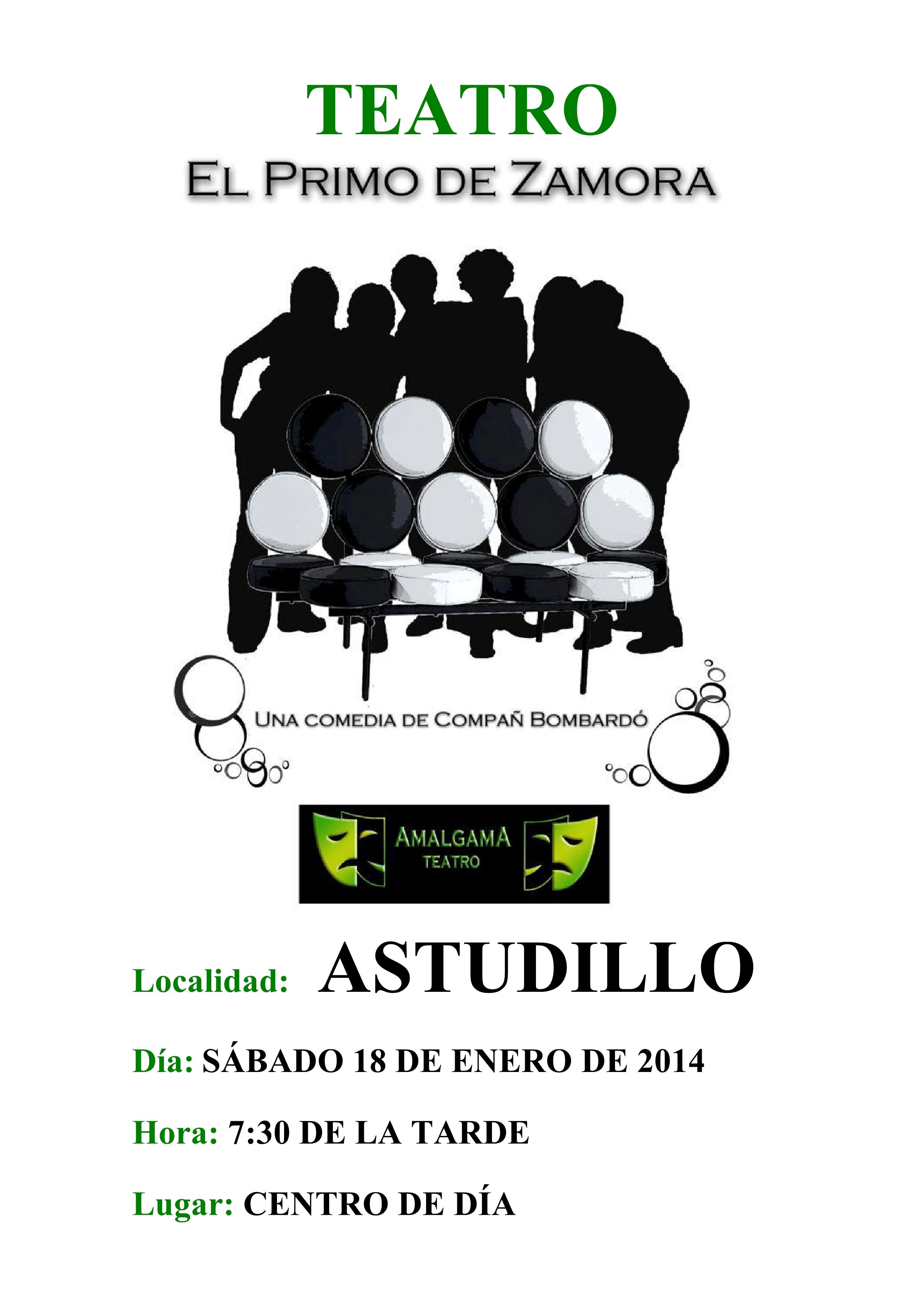 Teatro «El Primo de Zamora»