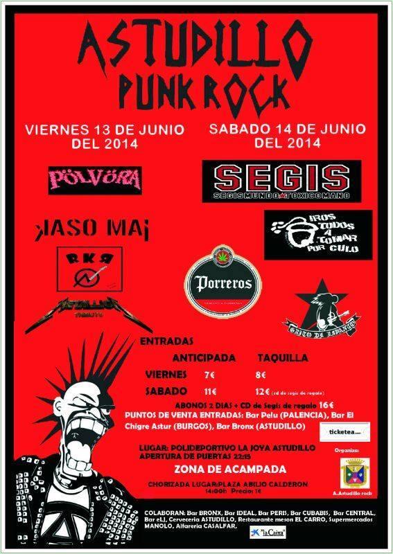 Astudillo Punk Rock