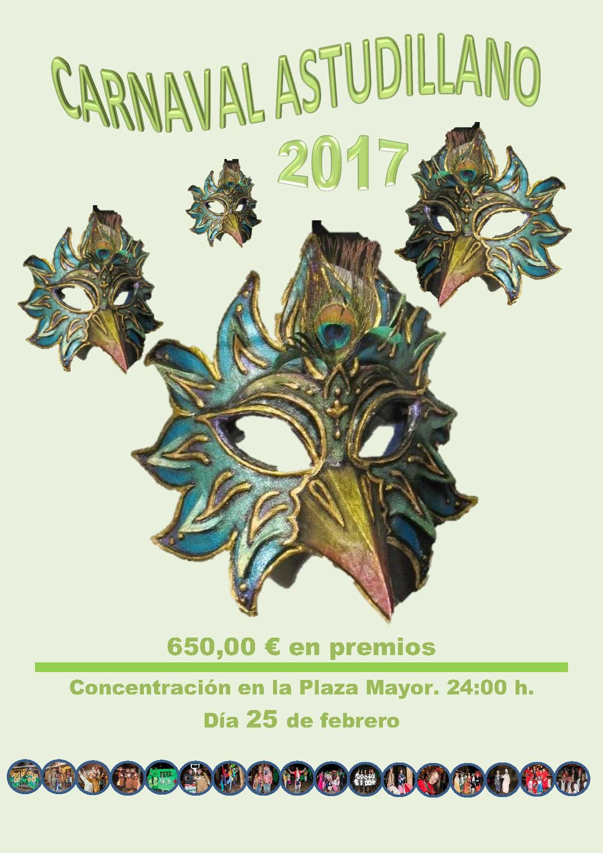 Carnaval Astudillano 2017