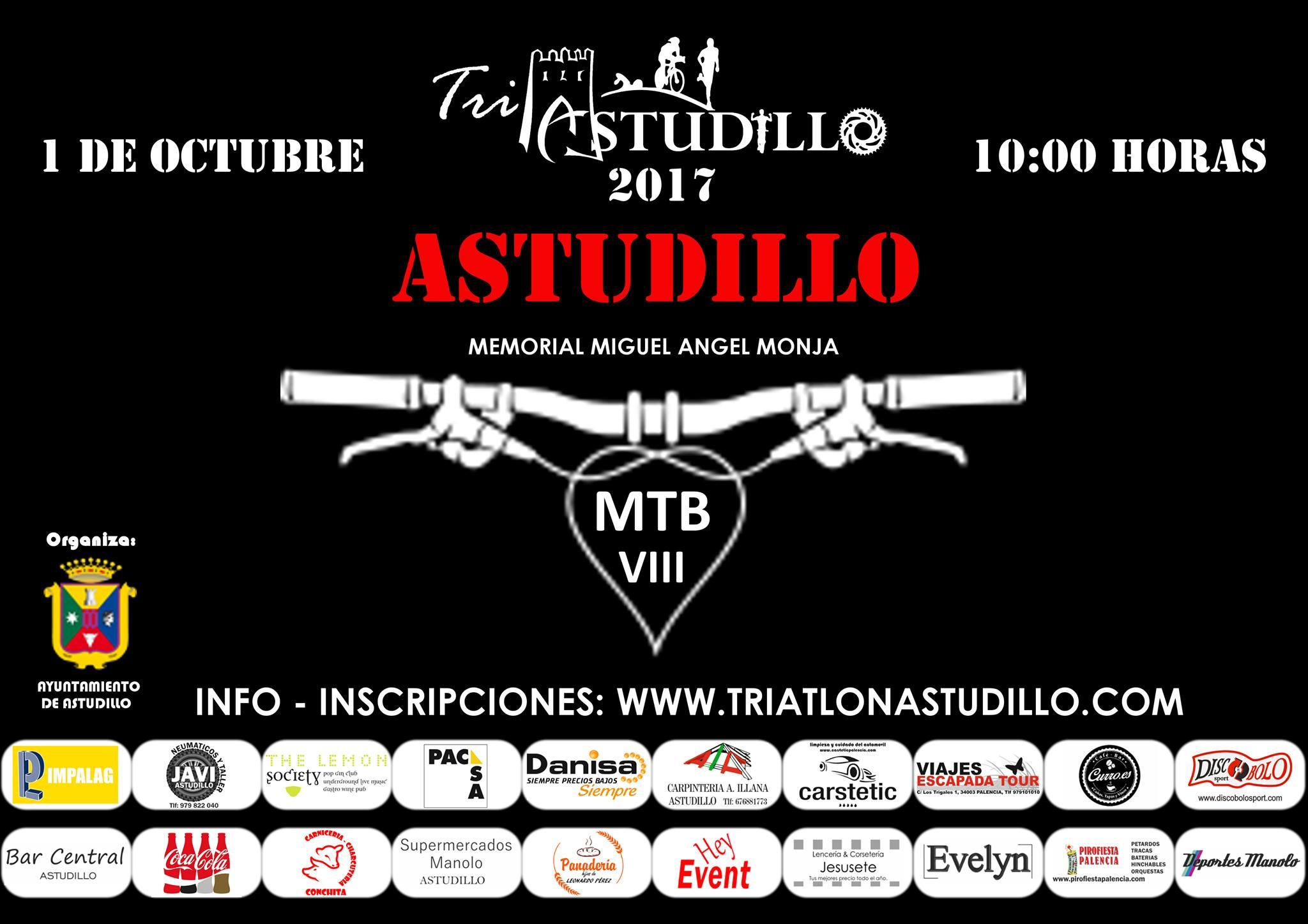 VIII Marcha MTB Villa de Astudillo