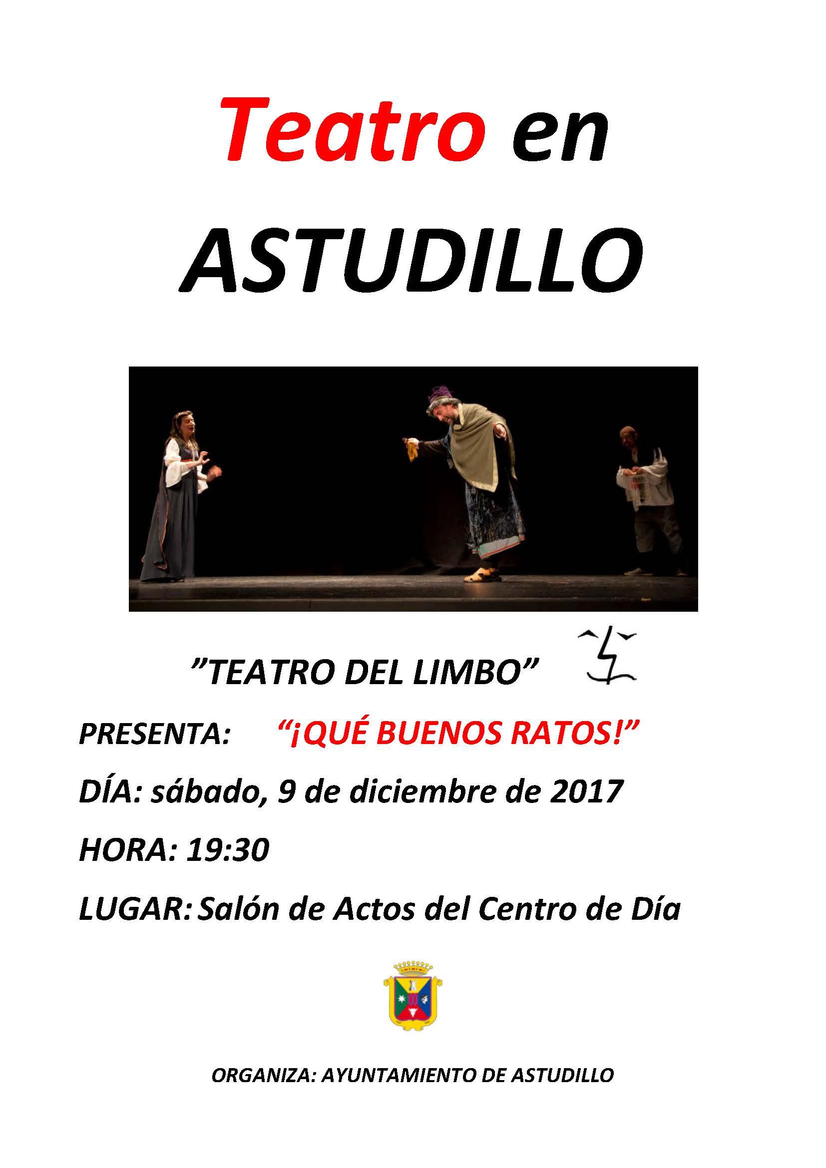 Teatro en Astudillo