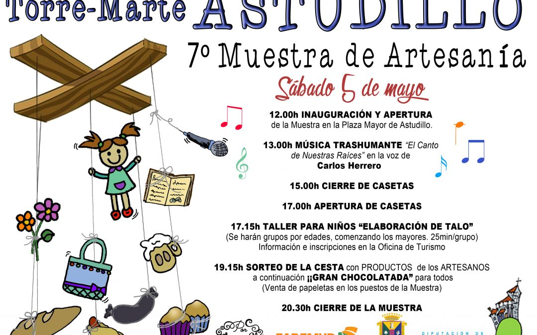 7ª Feria de artesanía