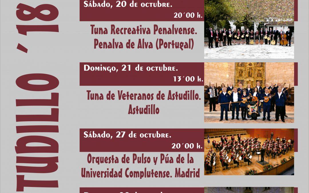 XI Muestra Música de Plectro «Villa de Astudillo»