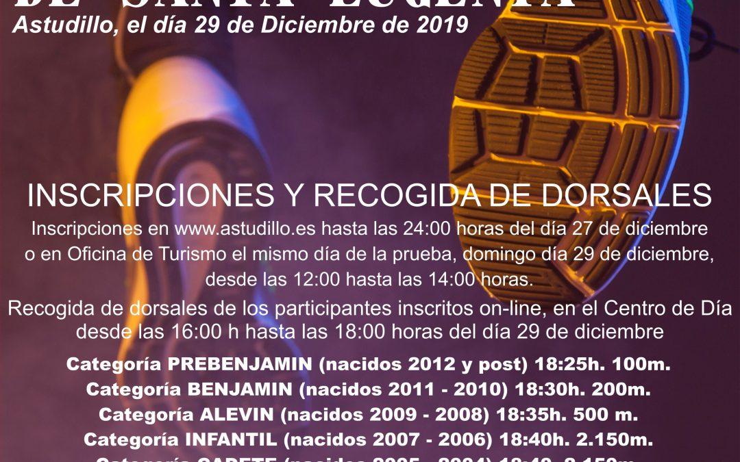 XXI Carrera Popular de Santa Eugenia – San Silvestre Astudillana