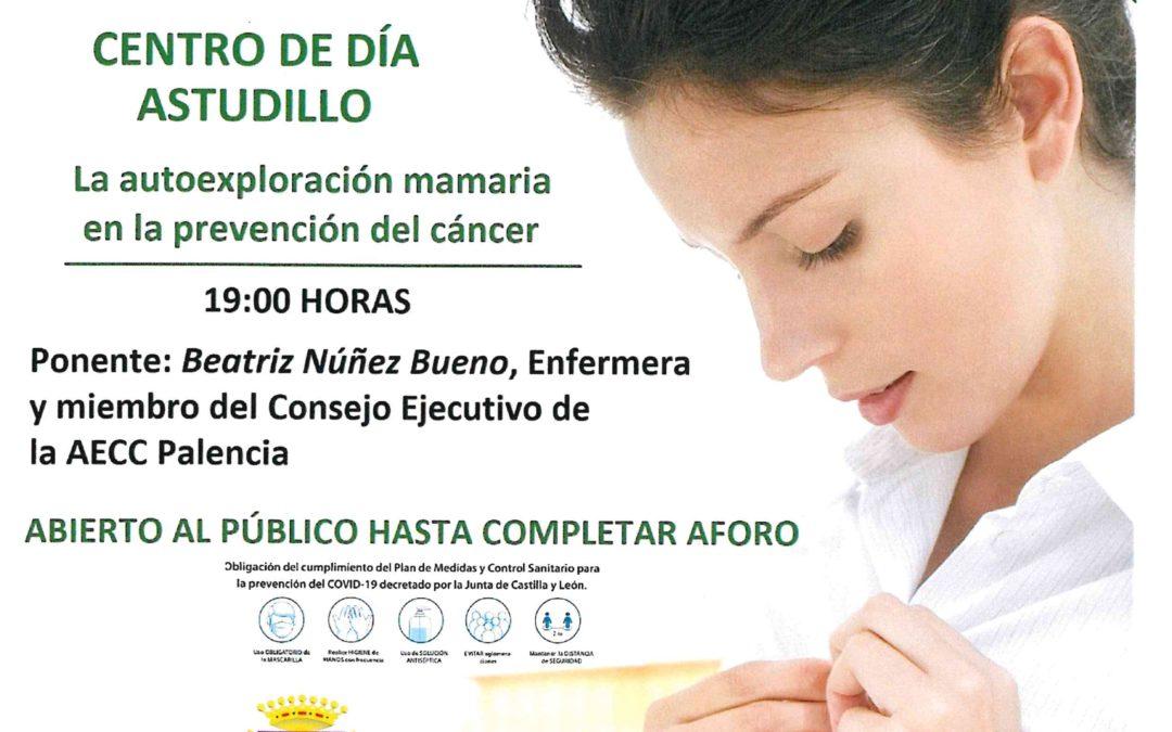 Conferencia AECC Palencia Viernes 21 de Mayo