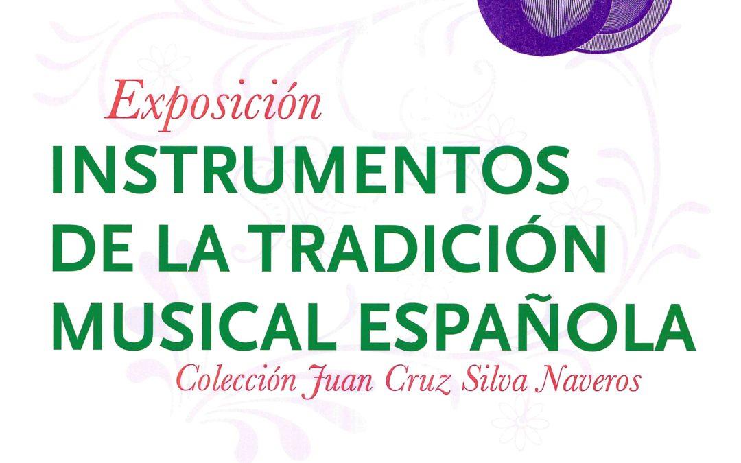 Exposición Instrumentos de la tradición musical Española
